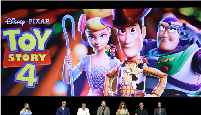 Toy Story 4 Cast – Exclusive Interviews!