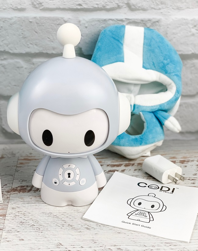smart toy robot