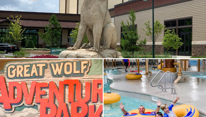 Have the Adventure of a Lifetime at Great Wolf Lodge!