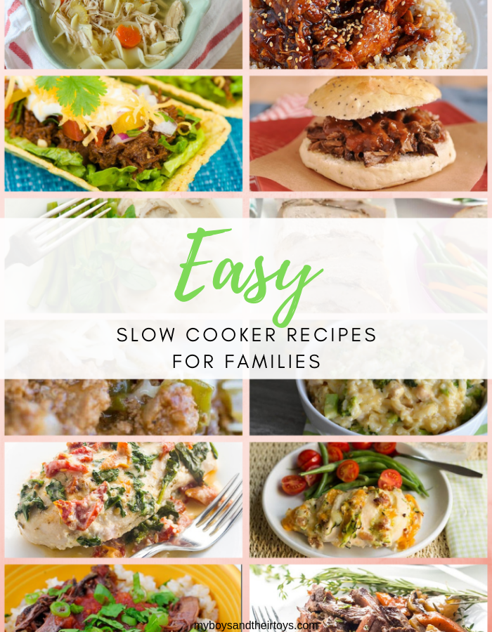 easy slow cooker recipes