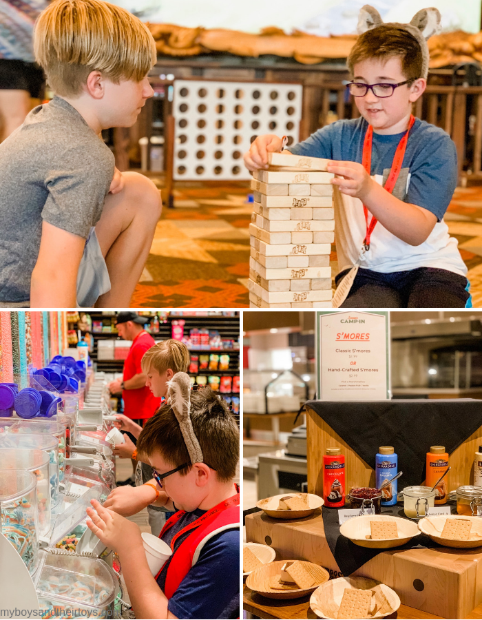 great wolf lodge summer camp in