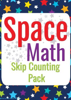 math skip counting worksheets
