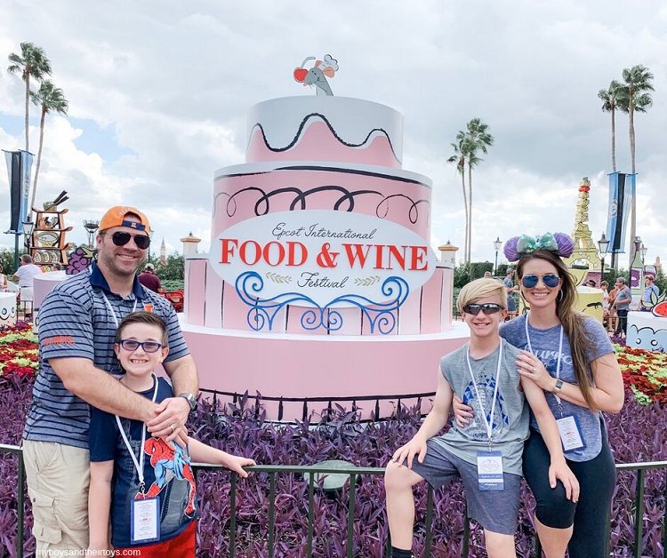 epcot food and wine 2019