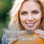 pumpkin facial