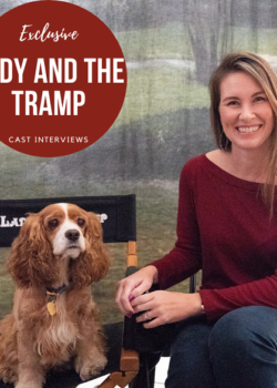 lady and the tramp cast interviews