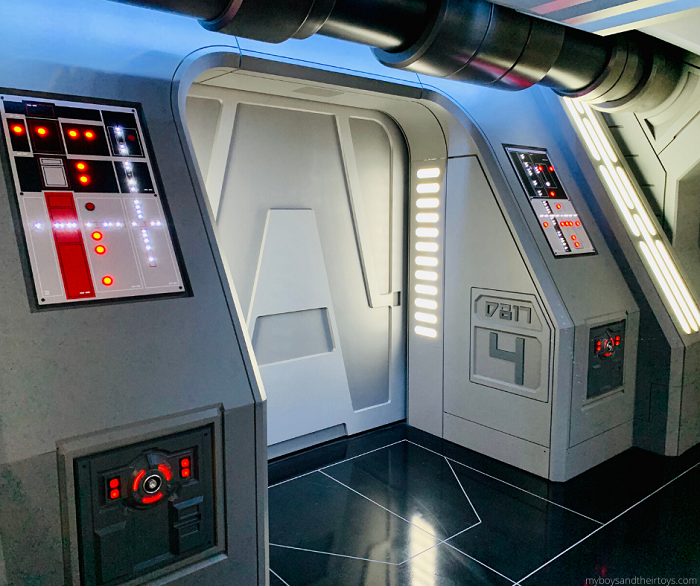 Star Wars Rides at Disney World rise of the resistance