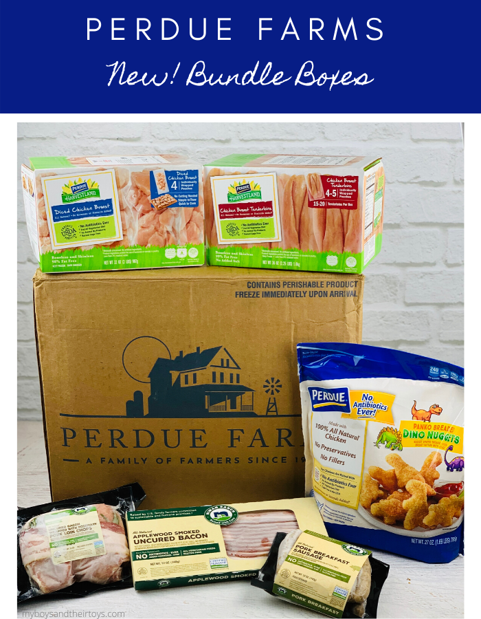 new perdue farms home delivery boxes