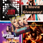 5 movie giveaway