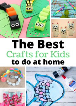 THE BEST CRAFTS FOR KIDS