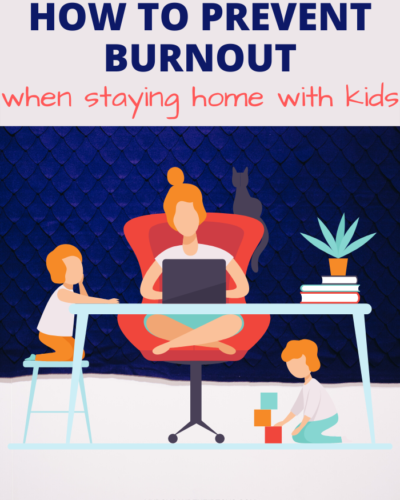 prevent burnout at home