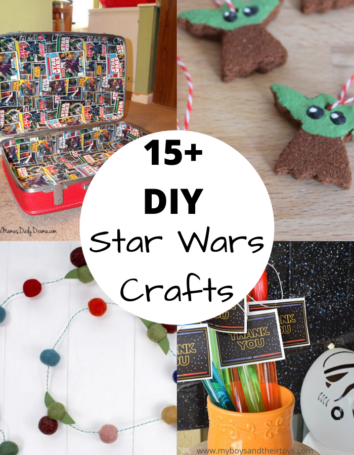 diy star wars crafts