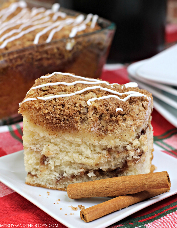 Mexican coffee cake