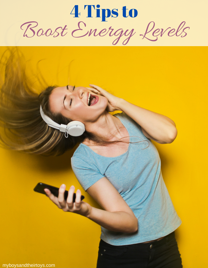 tips to boost energy levels