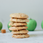 caramel apple cookies 2