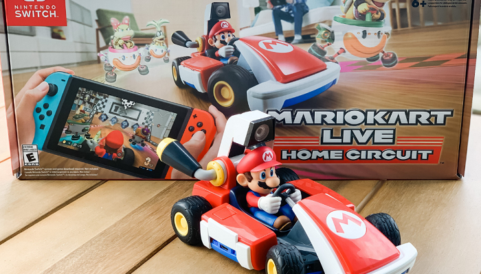 Mario Kart Live: Home Circuit Game Review
