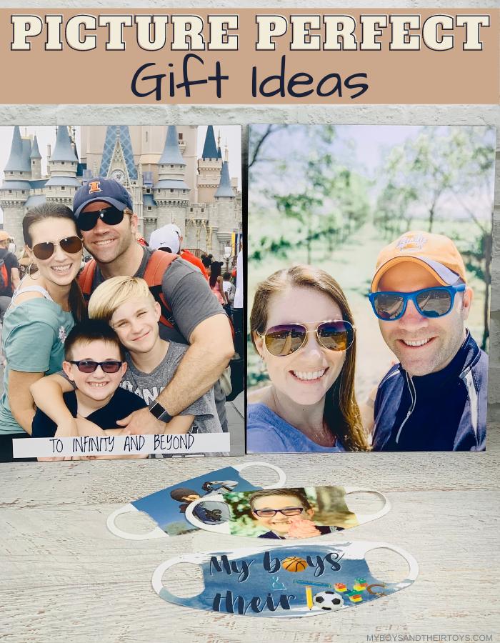 picture perfect gift ideas canvas