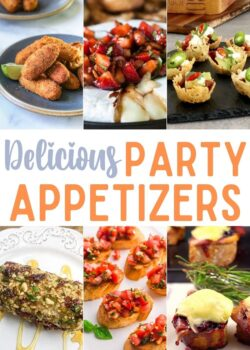 Delicious Party Appetizers
