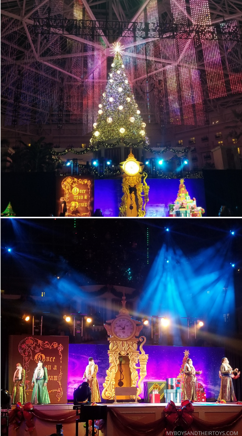 LIT show gaylord palms