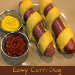 corn dog recipe