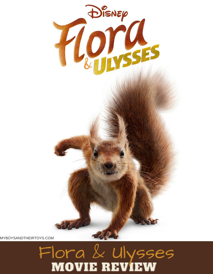 flora & ulysses movie review