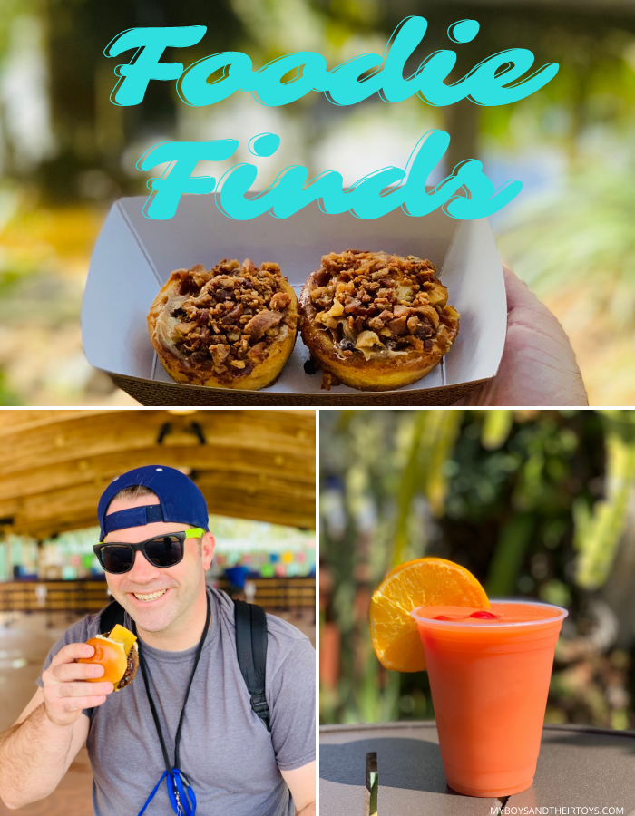foodie finds